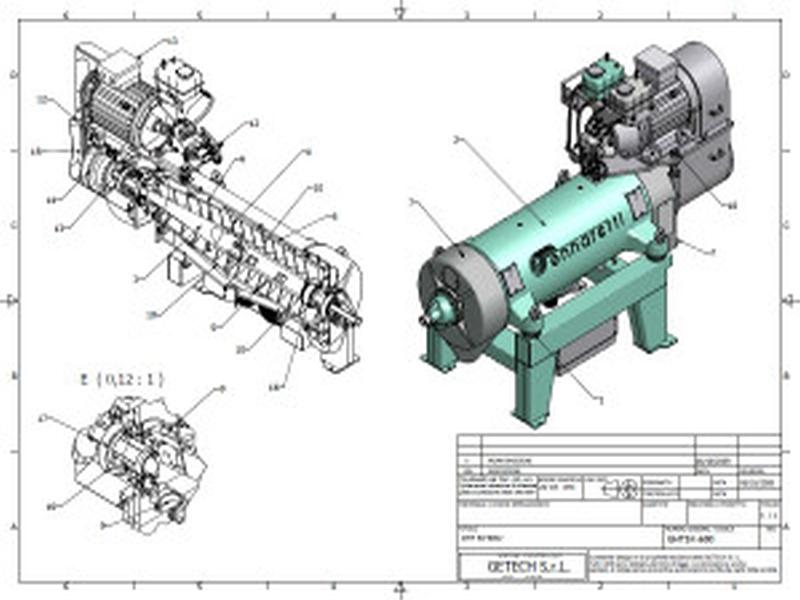 Centrifuge GHT-V3