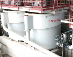 TK flotation cells